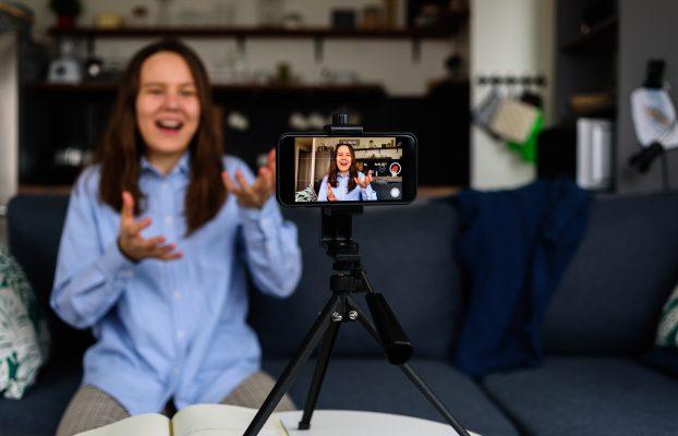 Como perder o medo de gravar vídeos para Internet